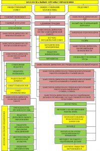 Коллегиальные органы управления