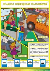 Правила поведения пассажиров